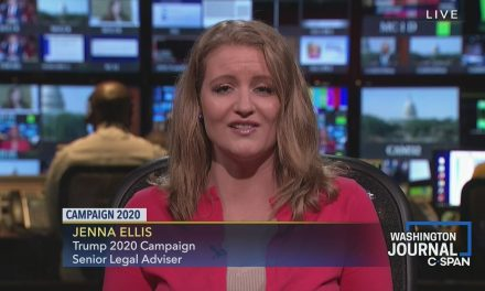 After attending White House Christmas party, Trump lawyer Jenna Ellis winds up with coronavirus