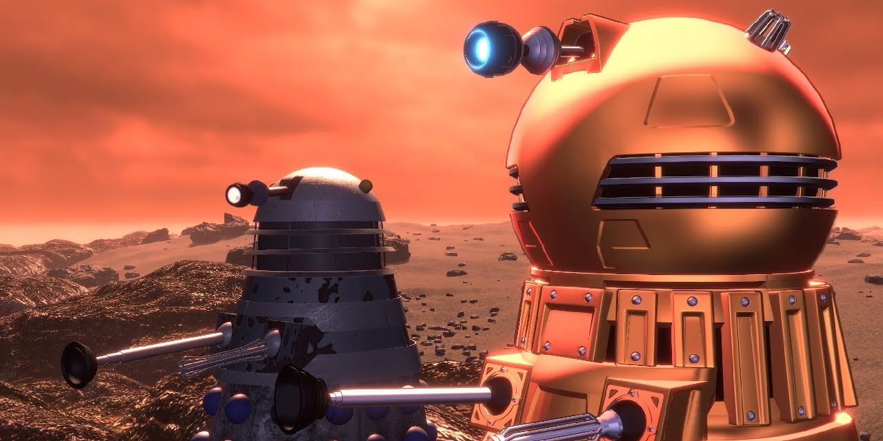 05: Day of Reckoning   DALEKS!   Doctor Who