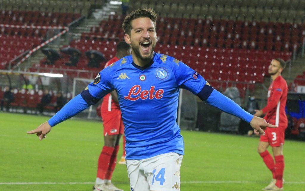 Serie A Round 11 Odds and Picks: AC Milan vs Parma, Napoli vs Sampdoria & More