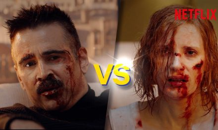Ava | Jessica Chastain and Colin Farrell's BRUTAL Fight (Full Scene)