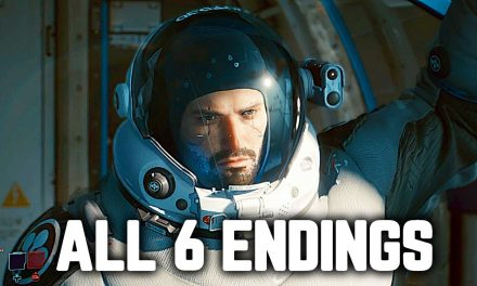 CYBERPUNK 2077 All Endings – 6 Different Ending
