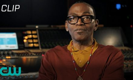 Silent Night — A Song For The World | Randy Jackson | The CW