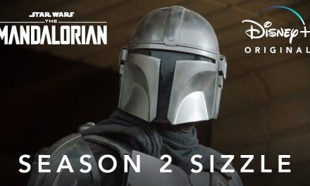 Season 2 Recap Sizzle | The Mandalorian | Disney+