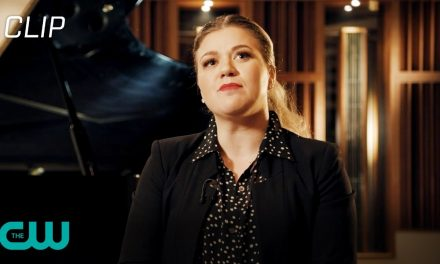 Silent Night — A Song For The World   Kelly Clarkson   The CW