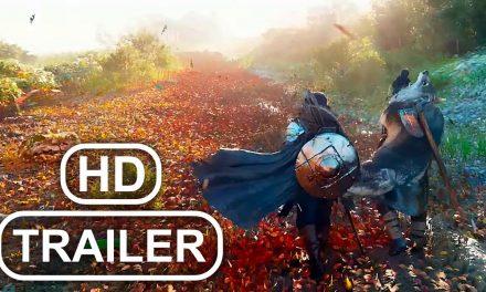 Crimson Desert Trailer Next Gen (2021) PS5/Xbox Series X