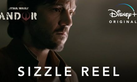Sizzle Reel | Andor | Disney+
