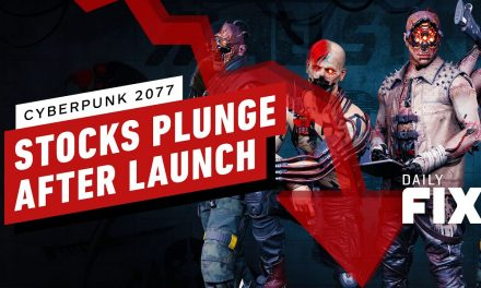 Cyberpunk 2077's Launch Failures Cause Developers Stock to Plummet – IGN Daily Fix