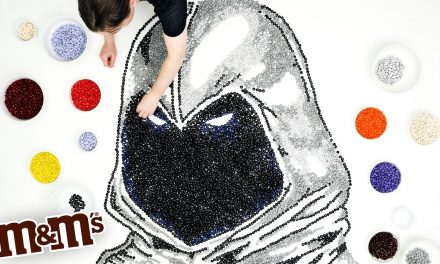 M&M's x Moon Knight
