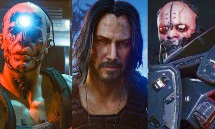 CYBERPUNK 2077 All Boss Fights/Bosses & Ending Gameplay