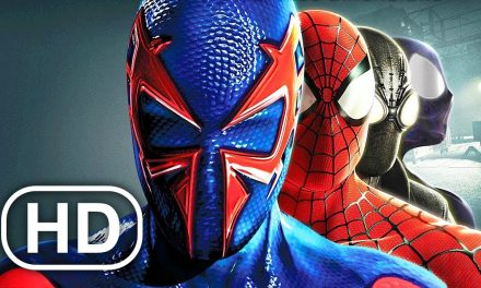 SPIDER-MAN SHATTERED DIMENSIONS Full Movie Cinematic Marvel Superhero 4K ULTRA HD All Cinematics