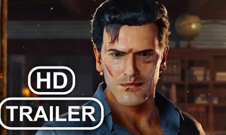 EVIL DEAD Game Trailer The Game Awards 2020 PS5/Xbox Series X