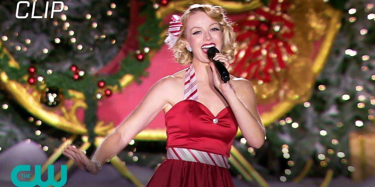 The Christmas Caroler Challenge | Season 2 Episode 1 | Jingle Bells Scene | The CW