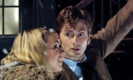 Rose Joins the Tenth Doctor | The Christmas Invasion (HD) | Doctor Who