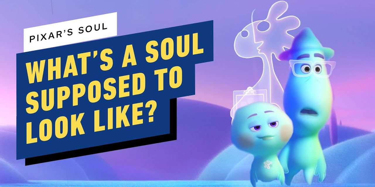 How Pixar Designed the Ethereal Characters of Soul (Ft. Director Pete Docter)