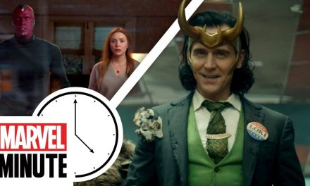 New Announcements from Marvel Studios! | Marvel Minute