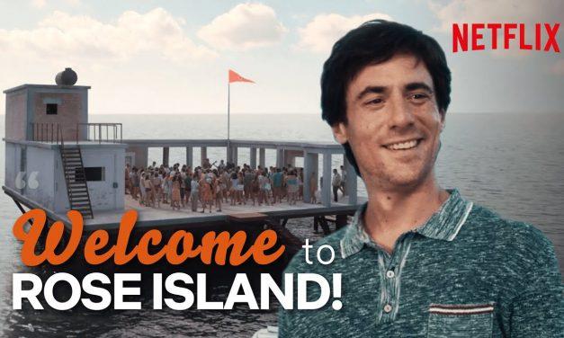 Building Your Own Island (Full Scene) | Rose Island | Netflix
