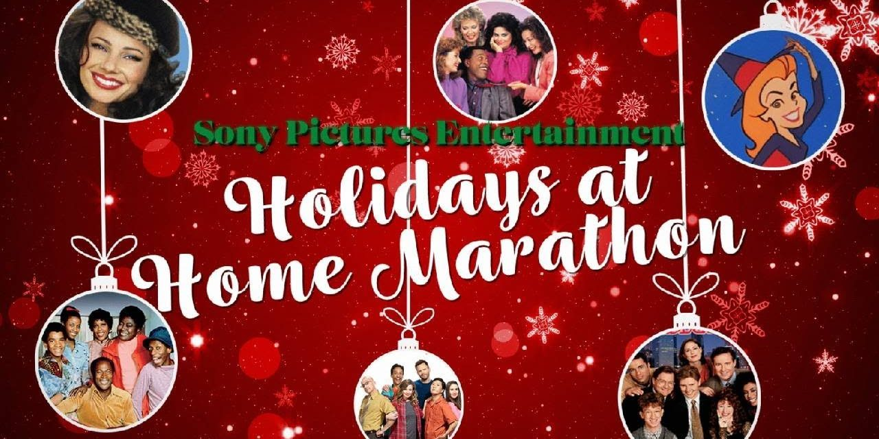 Holidays at Home Marathon with Sony Pictures