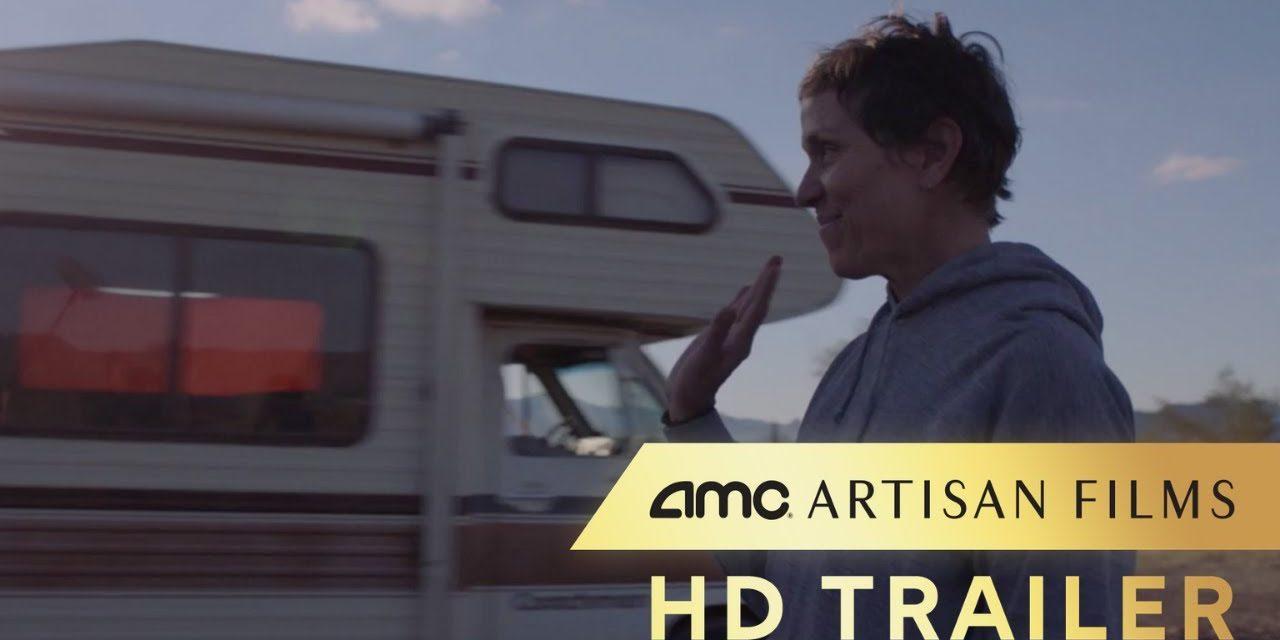 NOMADLAND – Trailer 2 (Frances McDormand, Gay DeForest, Patricia Grier)   AMC Theatres 2020