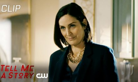 Tell Me A Story | Season 2 Episode 8 | Perform Again Scene | The CW
