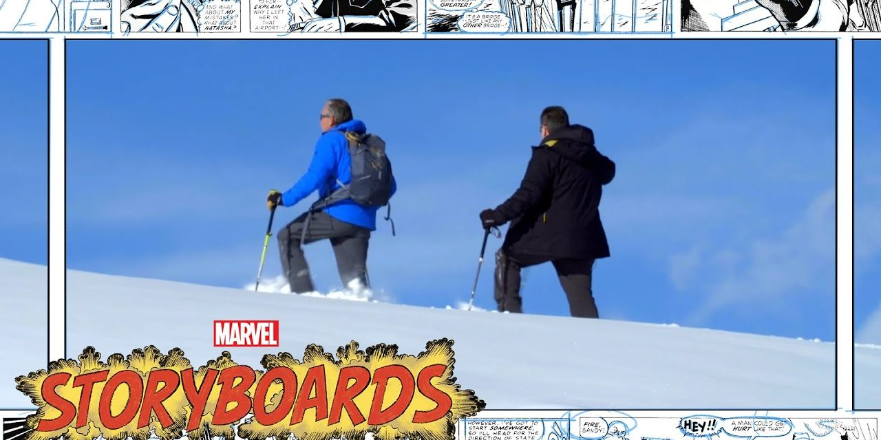 Ed Viesturs and the Mountaintop | Marvel's Storyboards