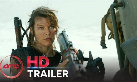 MONSTER HUNTER – Trailer #1 (Milla Jovovich, Tony Jaa, T.I., Ron Perlman) | AMC Theatres 2020