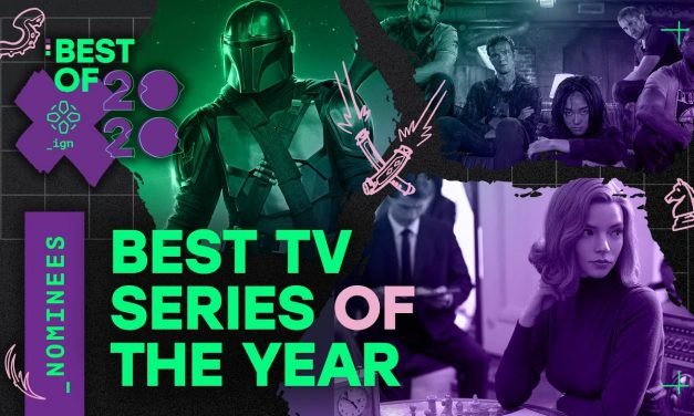 Best TV Series of the Year 2020 – Nominees