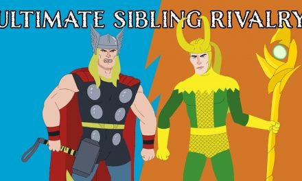 Thor & Loki's History | Marvel's Long Story Short