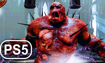 GOD OF WAR PS5 HADES Boss Fight Gameplay 4K ULTRA HD – God Of War 3 Remastered