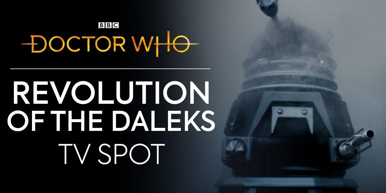 Revolution of the Daleks   TV Spot   Doctor Who