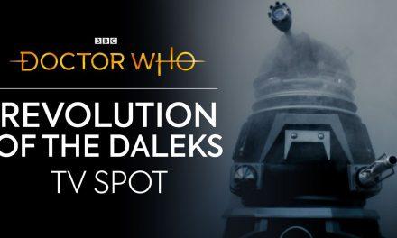 Revolution of the Daleks | TV Spot | Doctor Who