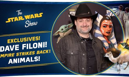 Exclusive Behind the Scenes Look at The Empire Strikes Back and Dave Filoni Talks The Mandalorian