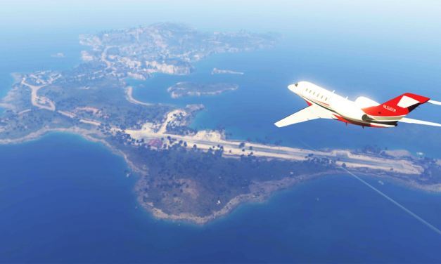 GTA Online's New Island Is Boring