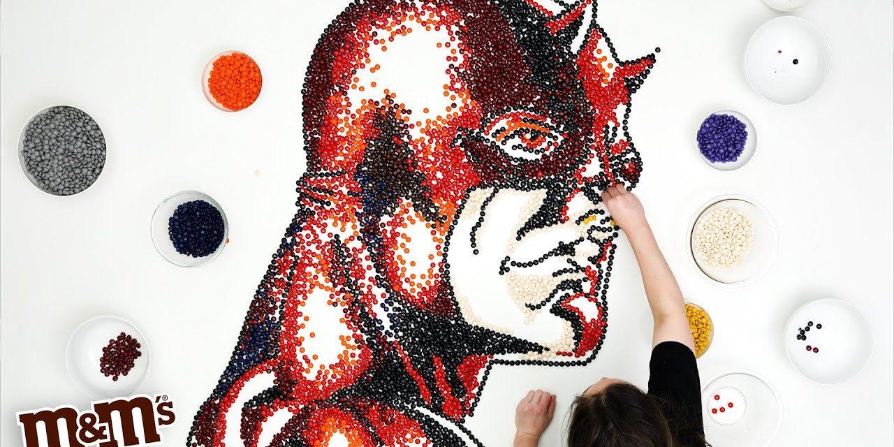 M&M's x Daredevil