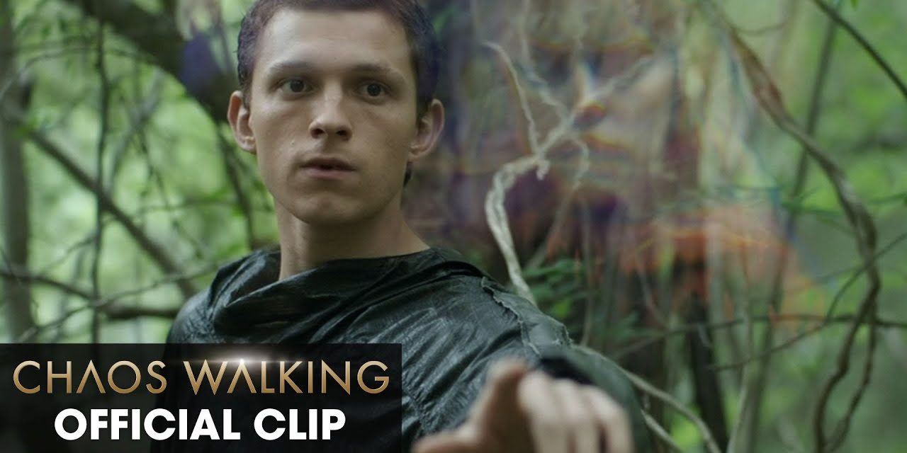 """Chaos Walking (2021 Movie) Official Clip """"First Meeting"""" – Daisy Ridley, Tom Holland"""