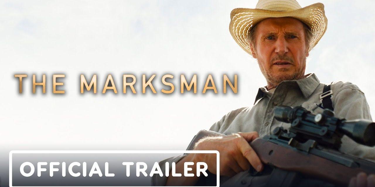 The Marksman: Official Trailer (2021) – Liam Neeson, Katheryn Winnick
