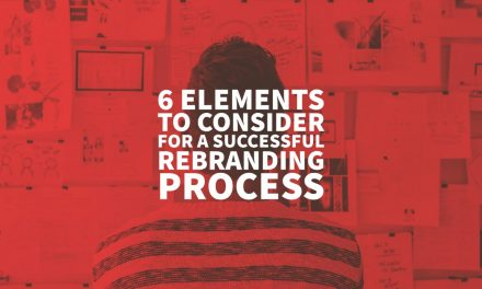 6 Elements to Consider for a Successful Rebranding Process