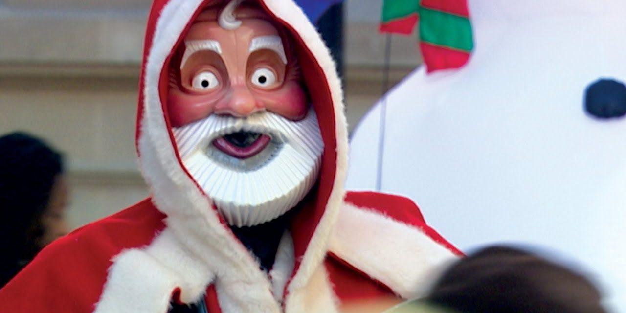 Santa's a Robot! | The Runaway Bride (HD) | Doctor Who