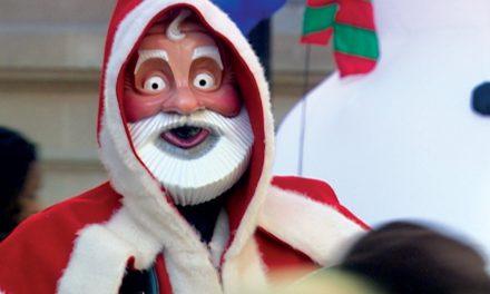 Santa's a Robot!   The Runaway Bride (HD)   Doctor Who