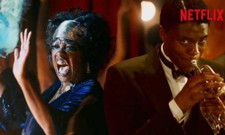 Viola Davis and Chadwick Boseman Perform Deep Moaning Blues | Ma Rainey's Black Bottom