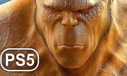 GOD OF WAR PS5 Cronos Titan Boss Fight Gameplay 4K ULTRA HD – God Of War 3 Remastered