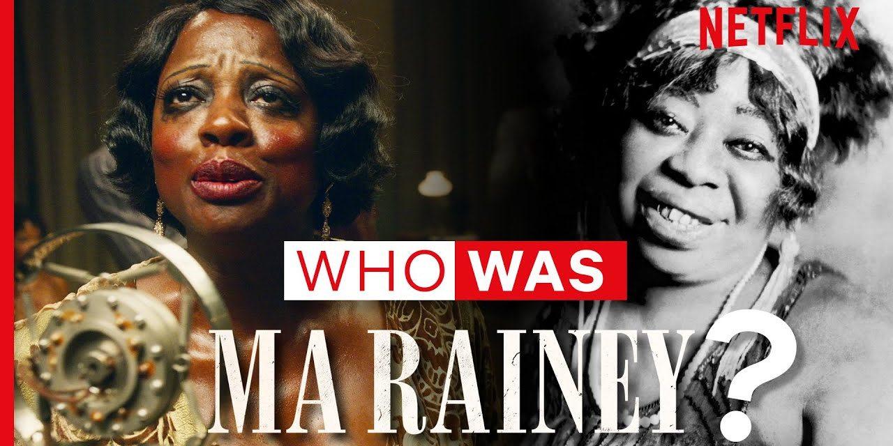 The True Story Behind Ma Rainey's Black Bottom | Netflix
