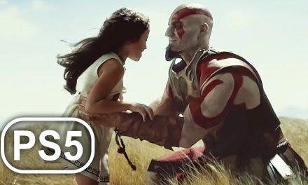 GOD OF WAR ASCENSION PS5 All Cutscenes Full Movie 4K 60FPS (2020)