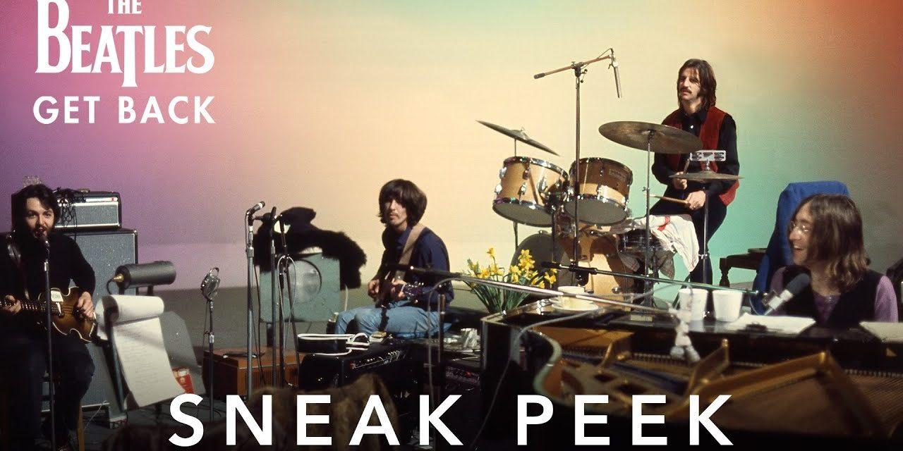 The Beatles: Get Back   A Sneak Peek