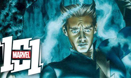 Quicksilver (Pietro Maximoff) | Marvel 101
