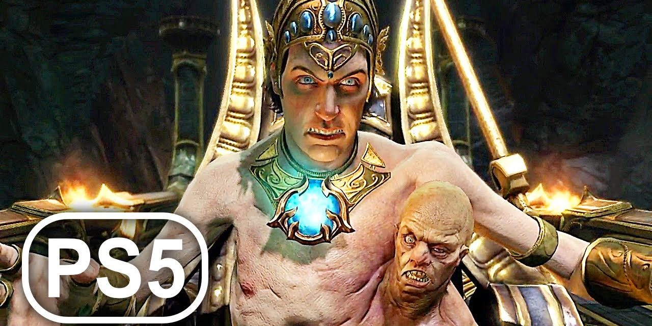 GOD OF WAR PS5 ASCENSION Siamese Twins Boss Fight Gameplay 4K ULTRA HD