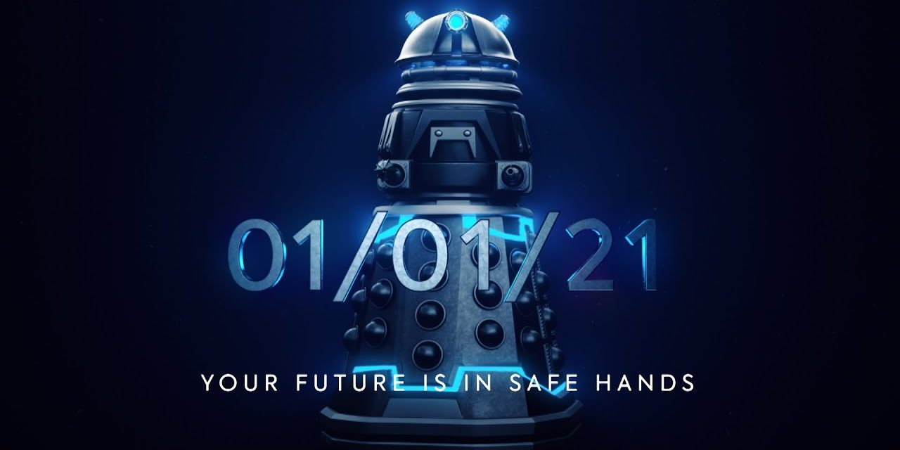 The Defence Drones | Revolution of the Daleks | Doctor Who