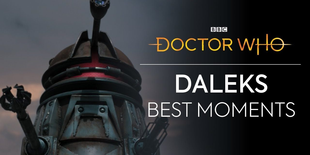 The Daleks   Doctor Who