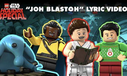 """""""Joh Blastoh""""   LEGO Star Wars Holiday Special   Disney+"""