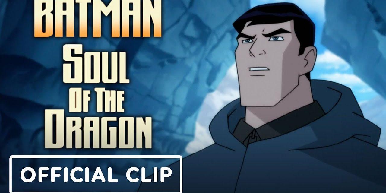 Batman: Soul of the Dragon (2021) – Official Clip