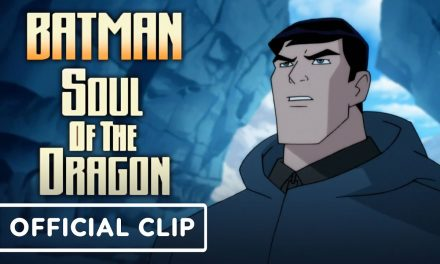 Batman: Soul of the Dragon (2021) – Official Clip